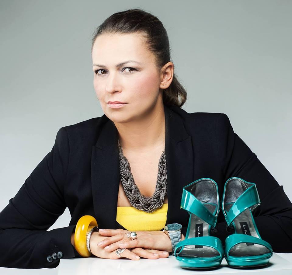 Danijela Biškup, dizajnerka LILU obuće