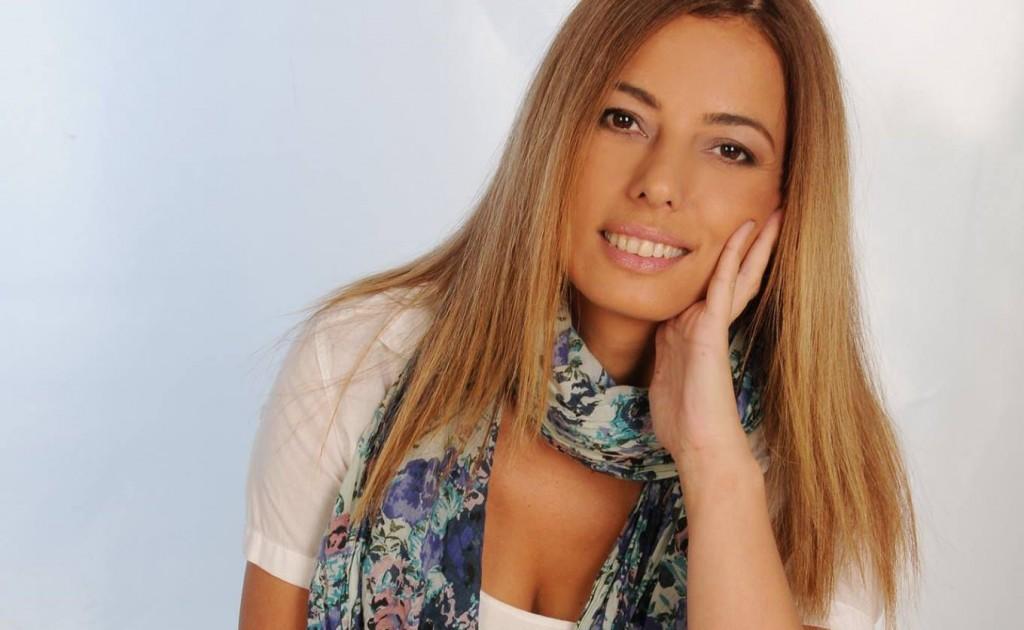 Bojana Glusac dekolte