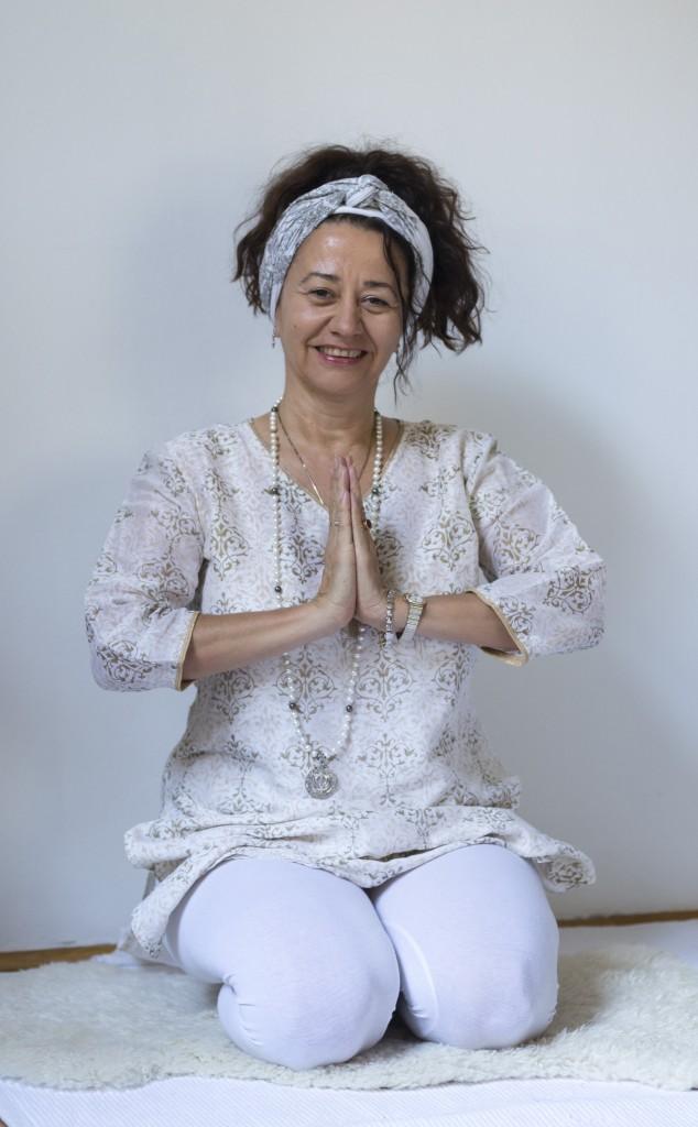 Danica Cvetković, sertifikovana učiteljica Kundalni joge, Kundalini klub Beograd
