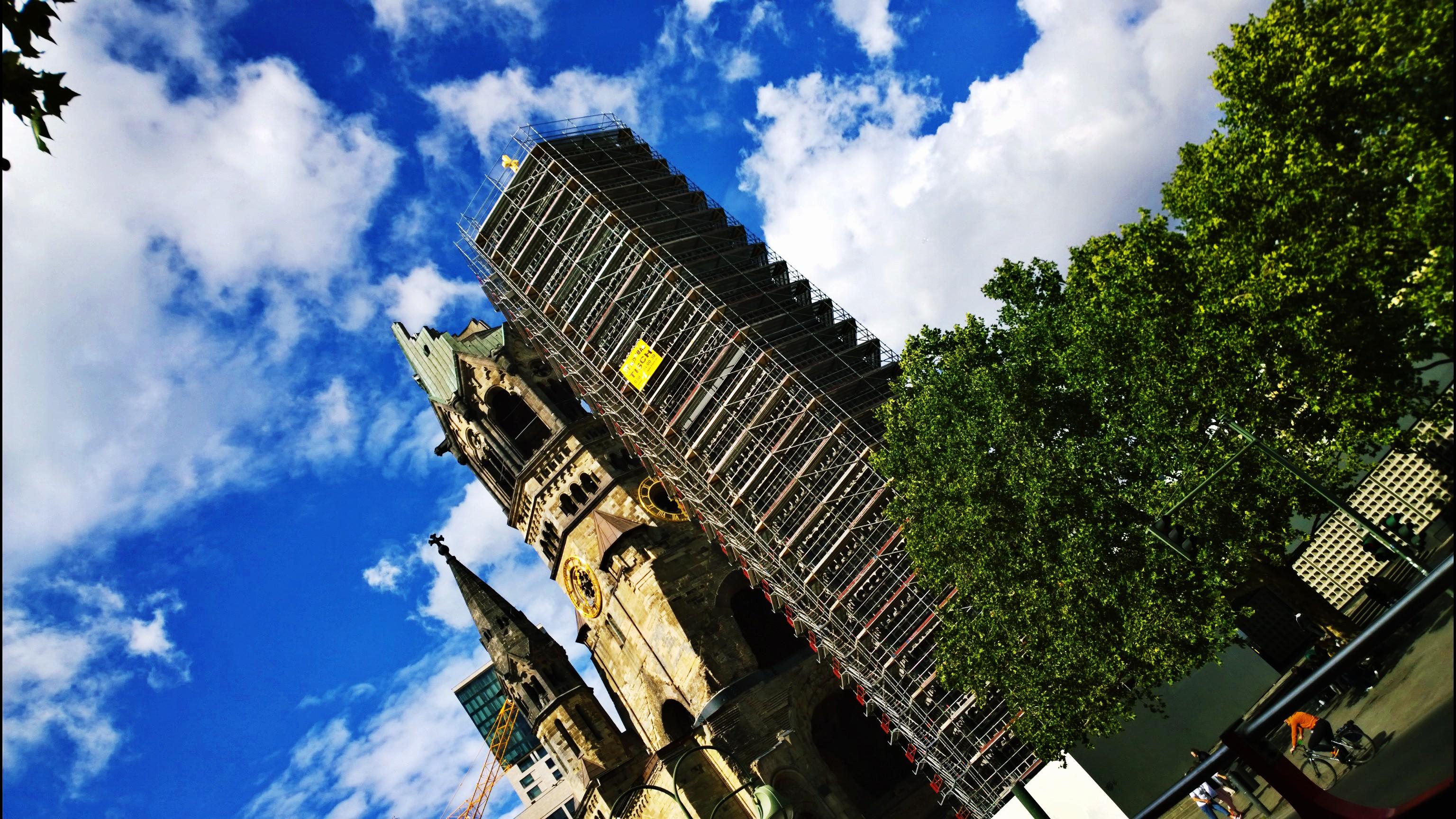 Katedrala podignuta u čast kajzera Viljema