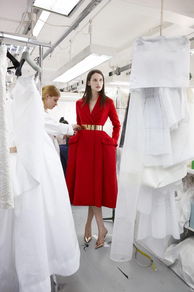 Dior kolekcija visoke mode jesen/zima 2012.