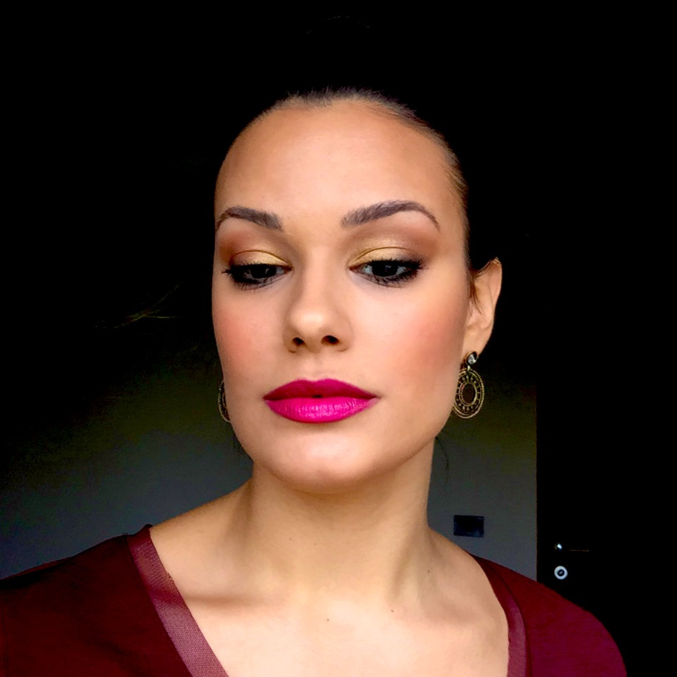 Mala škola šminkanja: Tamara Ćosić, beauty edukatorka, Bring out the sparkle