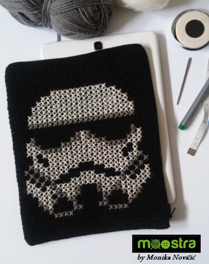 Storm Trooper iPad Sleeve