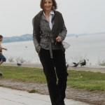 Ljiljana Grujić, urednica časopisa Estetika