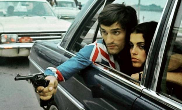 Promotivni snimak iz filma Mlad i zdrav kao ruža (Jovan Jovanović, 1971)