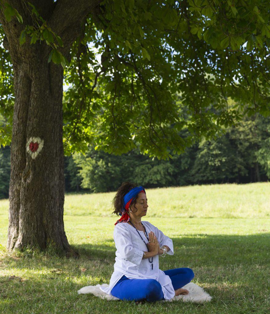 Danica Cvetković, sertifikovana učiteljica kundalini joge, Kundalini klub Beograd Foto Dejan Cvetković