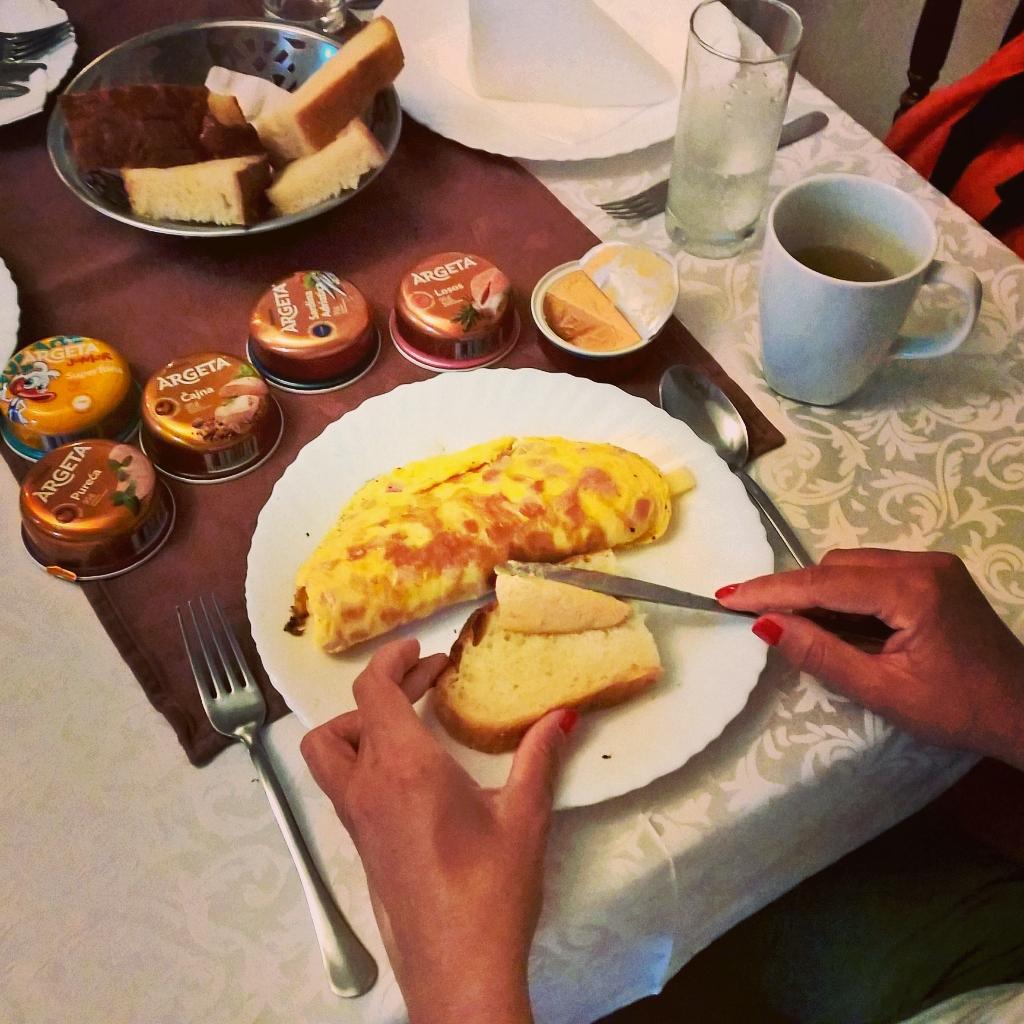 Doručak u dvorcu Fantast