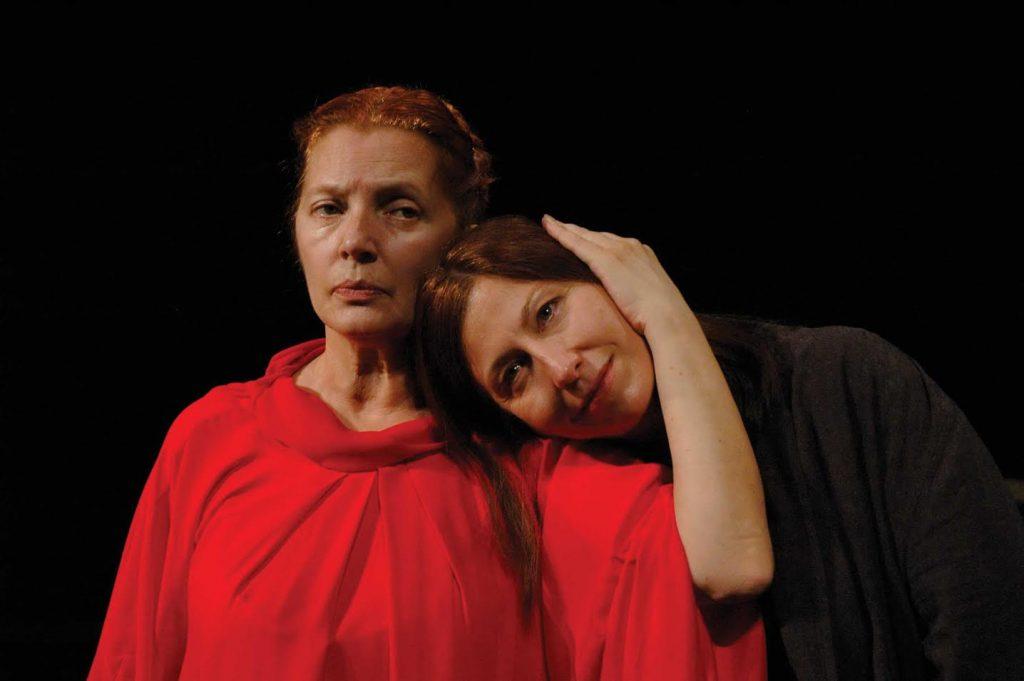 Tanja Bošković i Branka Šelić