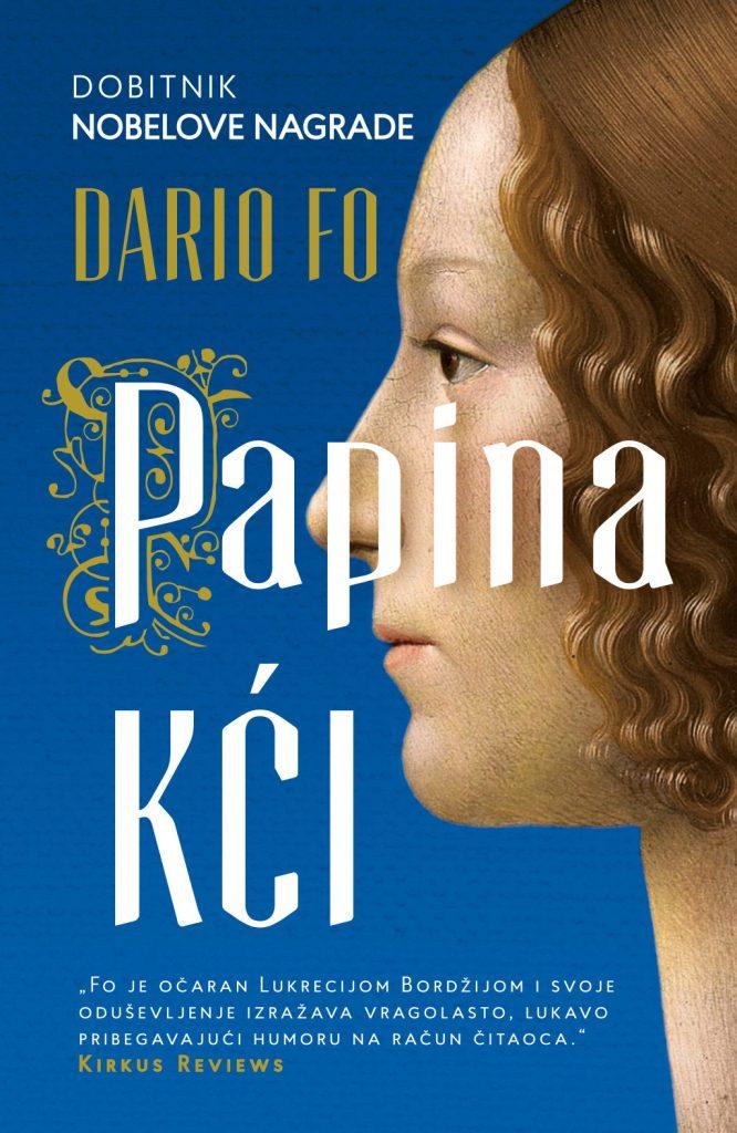 Papina kći, Dario Fo, Laguna