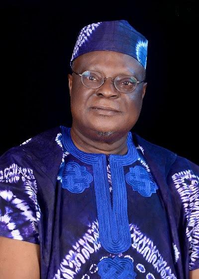 Femi Osofisan, foto:  National Secretariat IATCNigeria