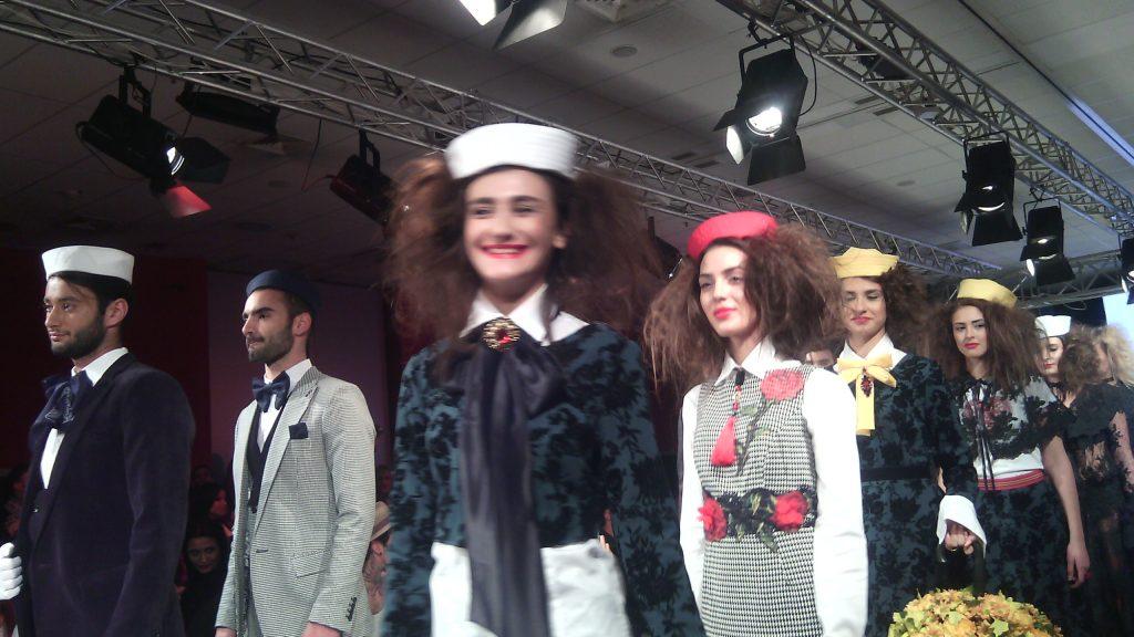 Foto Marina Jablanov, Novosadski Fashion Week