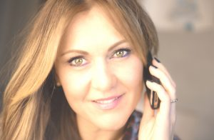 Ana Tomović, communications consultant