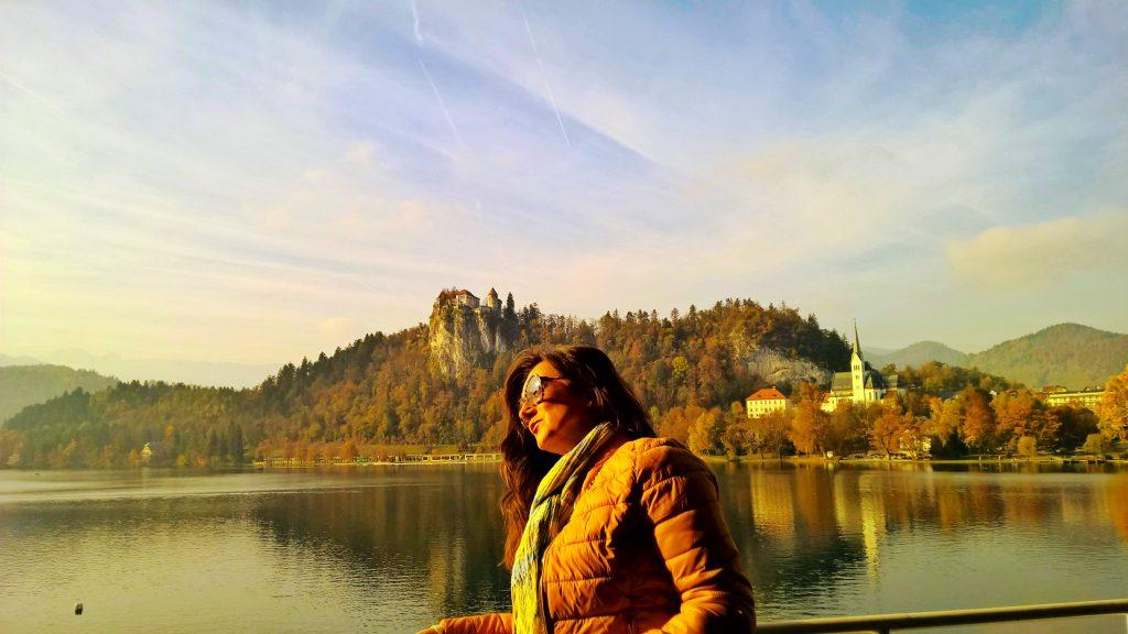 Žana Korolija, Bled, privatna arhiva