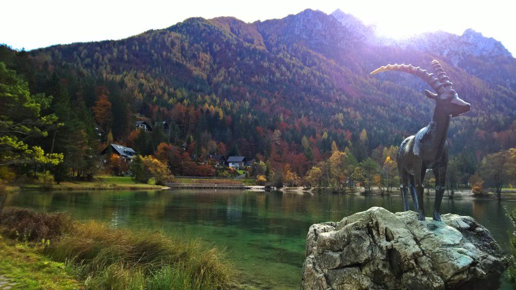 Jezero Jasna, Kranjska Gora Privatna arhiva