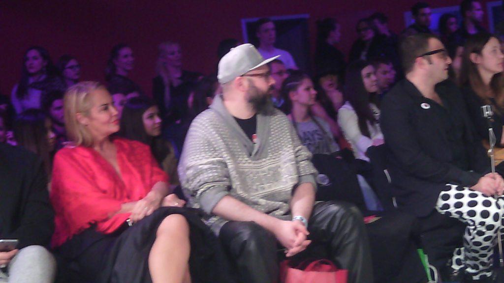 Foto Marina Jablanov, strani modni novinari, Novosadski Fashion Week