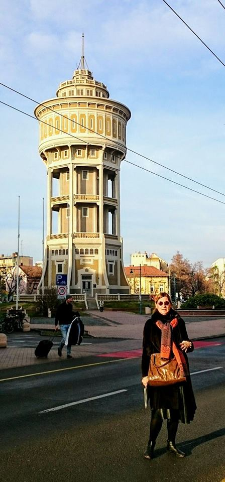 Fantastično zdanje vodotornja, prvog objekta u Mađarskoj konstruisanog od armiranog betona, podignuto 1904. po projektu malo poznatog Zilarda Zijeljinskog. Još malo Secesije na mađarski način.