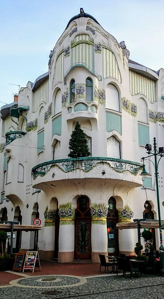 Remek delo 29-godišnjeg Ede Magjara ~ Reik palata iz 1907.